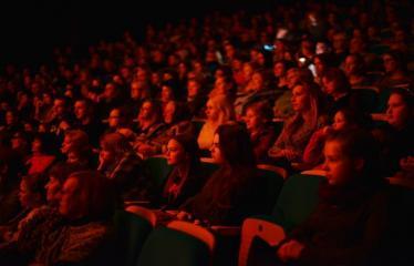 Miesto eglės įžiebimas - Publika