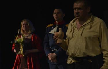 """Tarptautinis mėgėjų teatrų festivalis """"ARTimi"""" (2016) - Festivalio atidarymas - Kalba režisierius Jonas Buziliauskas"""