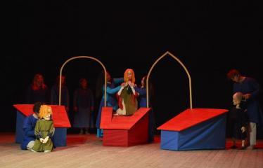 """Tarptautinis mėgėjų teatrų festivalis """"ARTimi"""" (2016) - Festivalio atidarymas - Tarptautinio lietuviškų mėgėjų teatrų festivalio """"ARTimi"""" atidarymas - Mortemer Abatijos """"Au Temps des Abbayes"""""""