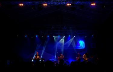 """Festivalis """"Purpurinis vakaras"""" (2016) - Penktadienio vakaro koncertas - Andrius Kaniava ir ORIGAMI"""
