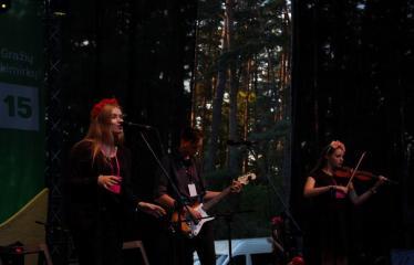 """Festivalis """"Purpurinis vakaras"""" (2016) - Penktadienio vakaro koncertas - Ansamblis iš Rumšiškių"""