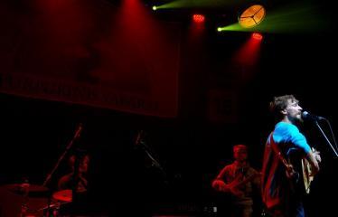 """Festivalis """"Purpurinis vakaras"""" (2016) - Penktadienio vakaro koncertas - Baltasis Kiras"""