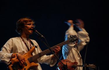 """Festivalis """"Purpurinis vakaras"""" (2016) - Penktadienio vakaro koncertas - Grupė """"KŪJELIAI"""""""
