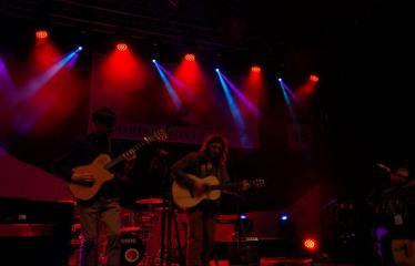 """Festivalis """"Purpurinis vakaras"""" (2016) - Penktadienio vakaro koncertas - Grupė """"PRAMANAI"""""""