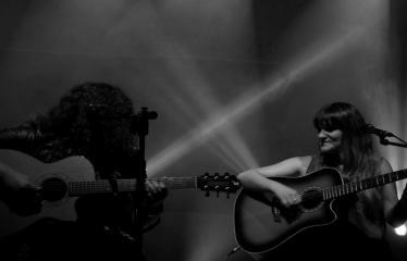 """Festivalis """"Purpurinis vakaras"""" (2016) - Didysis festivalio pabaigos koncertas - Maria Rozalen ir Rocio Ramos"""