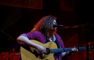 """Festivalis """"Purpurinis vakaras"""" (2016) - Penktadienio vakaro koncertas - Rocio Ramos"""