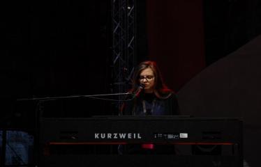 """Festivalis """"Purpurinis vakaras"""" (2016) - Penktadienio vakaro koncertas - Viktorija Pranaitytė"""
