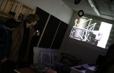 Idėjų Labo grafinio dizaino studijos atidarymas - Renginio akimirka