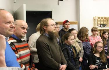 Idėjų Labo grafinio dizaino studijos atidarymas - Renginio svečiai