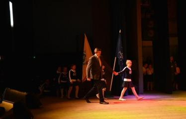 """Antano Vienuolio mokyklos 95-ųjų metinių šventinis renginys """"Laiko laiškai"""" - Politikas Sergejus Jovaiša"""