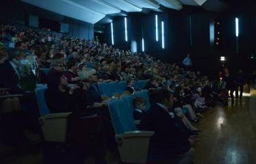 """Antano Vienuolio mokyklos 95-ųjų metinių šventinis renginys """"Laiko laiškai"""" - Publika"""