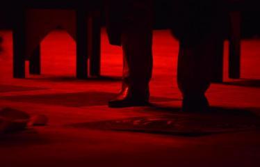 """Tarptautinis mėgėjų teatrų festivalis """"ARTimi"""" (2017) - Spektaklis """"Margarita"""" - Spektaklio akimirka"""