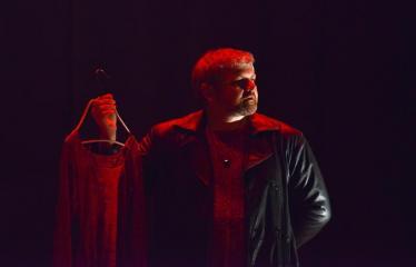 """Tarptautinis mėgėjų teatrų festivalis """"ARTimi"""" (2017) - Spektaklis """"Margarita"""" - Aktorius Linas Pauliukas"""