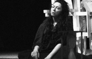 """Tarptautinis mėgėjų teatrų festivalis """"ARTimi"""" (2017) - Spektaklis """"Margarita"""" - Aktorė Evgenija Gnedova"""