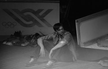 """Tarptautinis mėgėjų teatrų festivalis """"ARTimi"""" (2017) - Spektaklis """"Čiuožianti"""" - Aktorius Andis Lācis (Latvija)"""