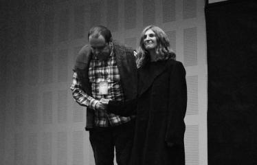 """Tarptautinis mėgėjų teatrų festivalis """"ARTimi"""" (2017) - Spektaklis """"Ne aš"""" - Režisierius Ervinas Koršunovas ir aktorė - Laura Varnauskaitė. Teatras """"MI"""""""