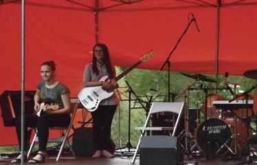 Gatvės muzikos diena Anykščiuose (2017) - Vaikų ansamblis
