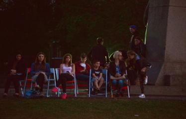 Gatvės muzikos diena Anykščiuose (2017) - Publika