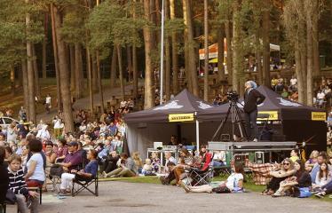 """Festivalis """"Purpurinis vakaras"""" (2017) - Penktadienio vakaro Didysis koncertas - Publika"""