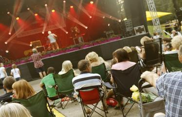 """Festivalis """"Purpurinis vakaras"""" (2017) - Penktadienio vakaro Didysis koncertas - Koncerto akimirka"""