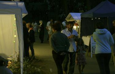 """Festivalis """"Purpurinis vakaras"""" (2017) - Penktadienio vakaro Didysis koncertas - Renginio akimirka"""