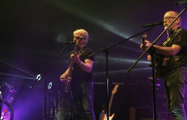 """Festivalis """"Purpurinis vakaras"""" (2017) - Penktadienio vakaro Didysis koncertas - Grupė """"Thundering down"""""""