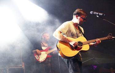 """Festivalis """"Purpurinis vakaras"""" (2017) - Penktadienio vakaro Didysis koncertas - Domantas Razauskas ir grupė """"Vos Vos"""""""