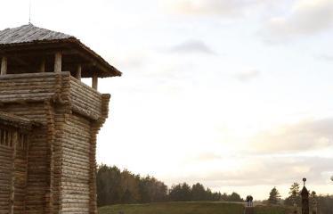 """Fotokonkursas """"Anykščiai ir apylinkės"""" (2017) - Šeimyniškėlių piliakalnio istorinis kompleksas - Spalio 22d."""