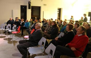 Vidmanto Šmigelsko įspūdžių iš kelionės po Sibirą pasidalijimo vakaras - Renginio svečiai