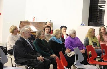 """Bronislovo Genzelio knygos """"Politikos laisvamanio užrašai: sovietmetis, Sąjūdis, nūdiena"""" pristatymas ir diskusija - Renginio svečiai"""