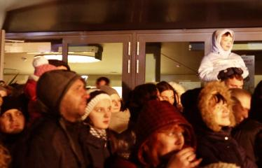 Kalėdinės eglutės įžiebimas - Renginio svečiai