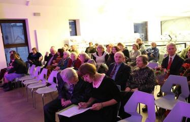 Bibliotekos 80-ojo gimtadienio šventė - Literatūrinės Antano Baranausko premijos įteikimo iškilmės - Renginio svečiai