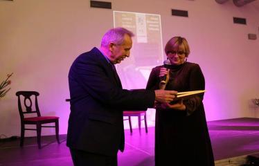 Bibliotekos 80-ojo gimtadienio šventė - Literatūrinės Antano Baranausko premijos įteikimo iškilmės - Antanas Baura
