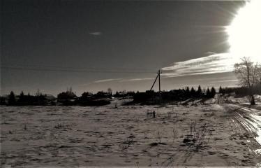 """Fotokonkursas """"Anykščiai ir apylinkės"""" (2017) - Žiema kaime"""