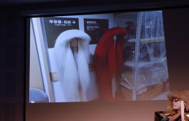 Japoniškų šokių, tradicinio teatro grimo ir kimono pristatymas - Teatro perukai