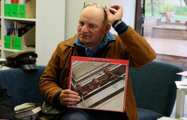 """Popietė """"Mano plokštelė"""" su melomanu R. Guobiu ir """"The Beatles""""! - R. Guobis"""