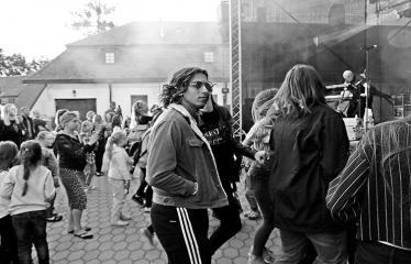 """Tarptautinė edukacinė stovykla - festivalis """"Troškimai"""" (2018) - Roko vakaras - Koncertas"""