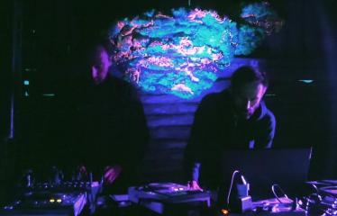 """Elektroninės muzikos festivalis """"23Experience"""" (Vol. 2) - Pagrindinis koncertas - Ganzer Maschine"""