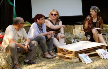 Anykščių Miško festivalis (2018) - Miško forumas - Idėjų suneštinis - Forumas