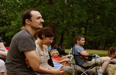 Anykščių Miško festivalis (2018) - Miško forumas - Idėjų suneštinis - Publika
