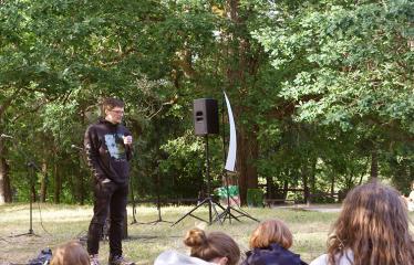 Anykščių Miško festivalis (2018) - Panirimas į mišką - Dr. Giedrius Alkauskas