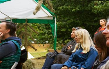Anykščių Miško festivalis (2018) - Panirimas į mišką - Paskaitos