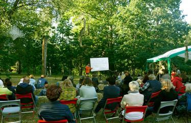Anykščių Miško festivalis (2018) - Panirimas į mišką - Dr. Qing Li paskaita