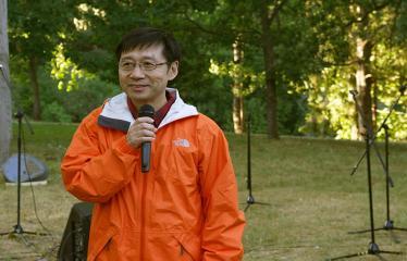 Anykščių Miško festivalis (2018) - Panirimas į mišką - Dr. Qing Li