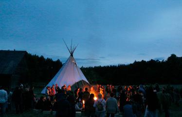 2018 06 23 - Anykščių Miško festivalis (2018) - Rasos