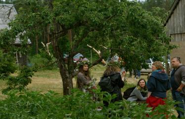 Anykščių Miško festivalis (2018) - Rasos - Šventės akimirka