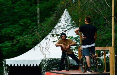 """Festivalis """"Devilstone"""" (2018) - Pirmoji diena - Ekstremalus sportas"""