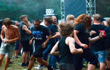 "Festivalis ""Devilstone"" (2018) - Pirmoji diena - Baest koncertas"