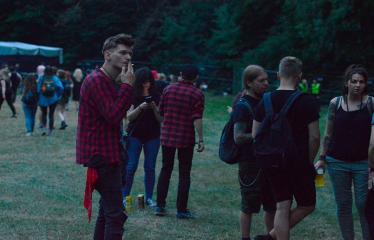 """Festivalis """"Devilstone"""" (2018) - Pirmoji diena - Publika"""