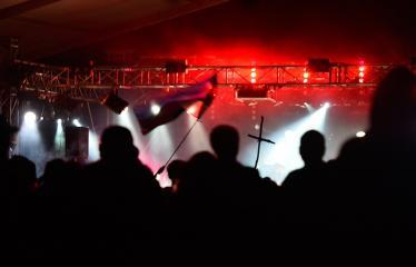 "Festivalis ""Devilstone"" (2018) - Antroji diena - Sonic Jesus"